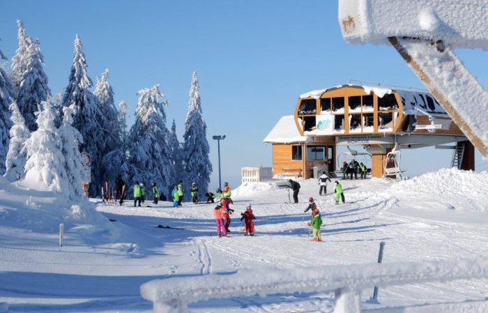 Station Ski Lac Blanc